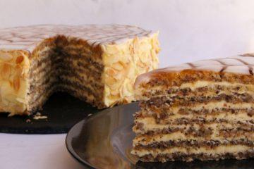 Esterhazy-Torte